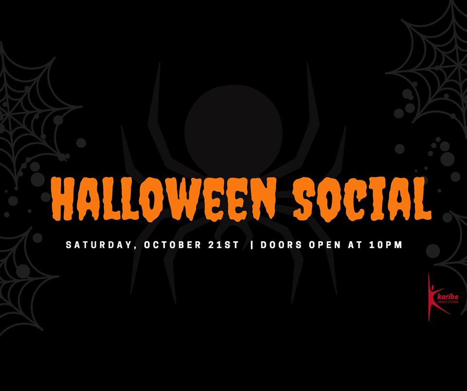 Karibe Monthly Social: Halloween Edition